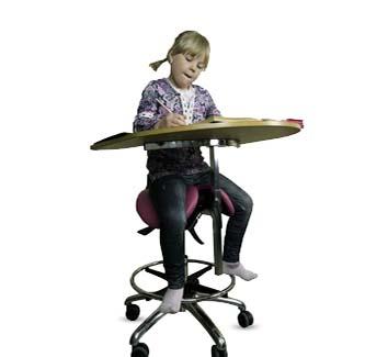 Young student - Salli Saddle Chair